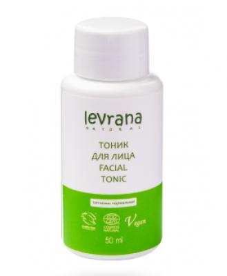 Тоник для нормальной кожи лица Levrana 50мл: фото