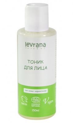 Тоник для нормальной кожи лица Levrana 150мл: фото