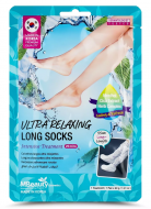 Маска-гольфы для интенсивного ухода за стопами MBeauty Ultra relaxing long socks 40г: фото